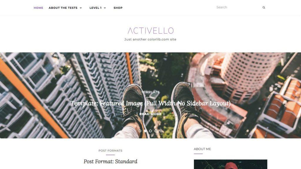 activello-wordpress-theme