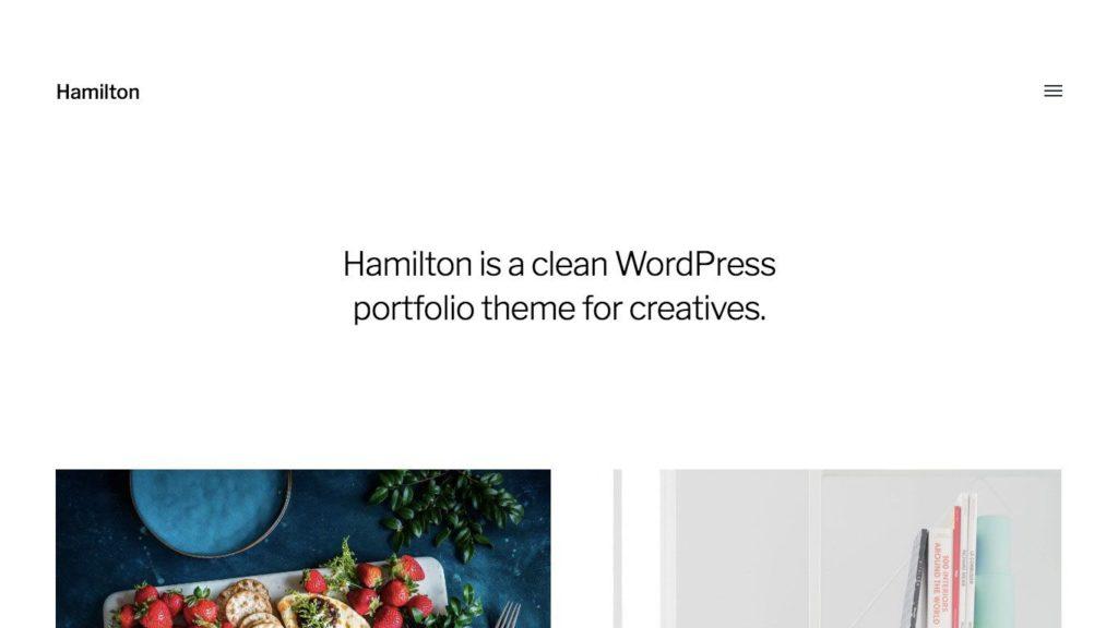 hamilton-wordpress-theme