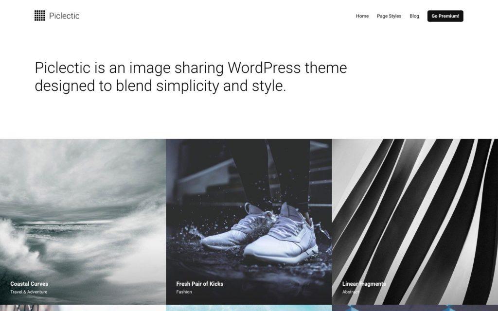 piclectic-wordpress-theme
