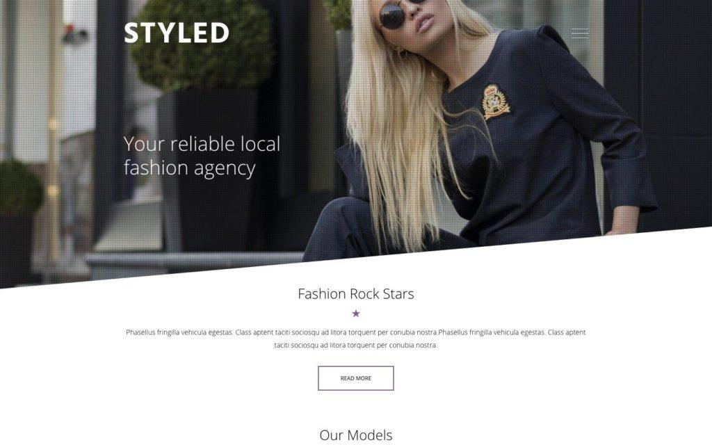styled-lite-wordpress-theme